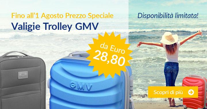 Valigie Trolley GMV